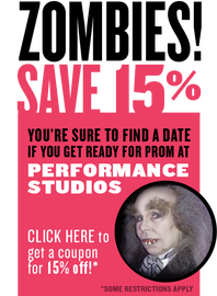 Save At Performance Studios!